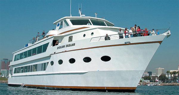 霍恩布洛尔游轮 (Hornblower Cruises)