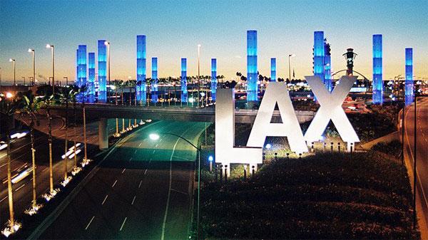 洛杉矶国际机 (Los Angeles International Airport)