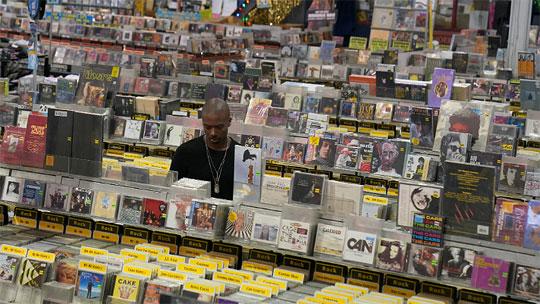 变形虫唱片店 (Amoeba Music)