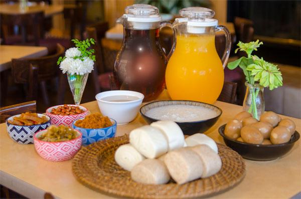 贝斯特韦斯特行政酒店亚洲早餐