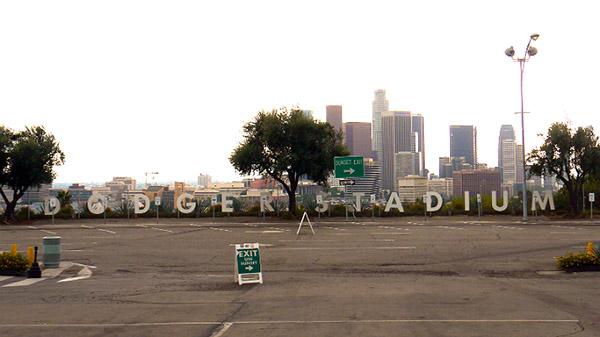 电影《速度与激情》系列中的洛杉矶景点之Dodger Stadium