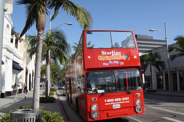 星线观光旅游巴士公司 (Starline)