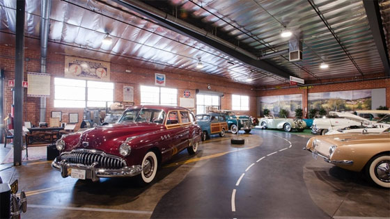 The Automobile Driving Museum