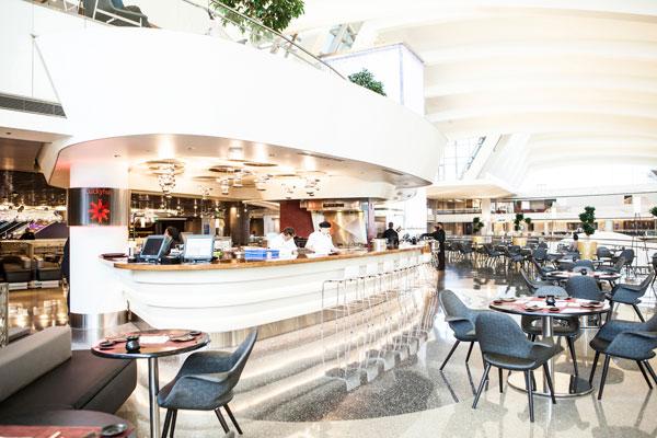 洛杉矶国际机场westfield购物中心