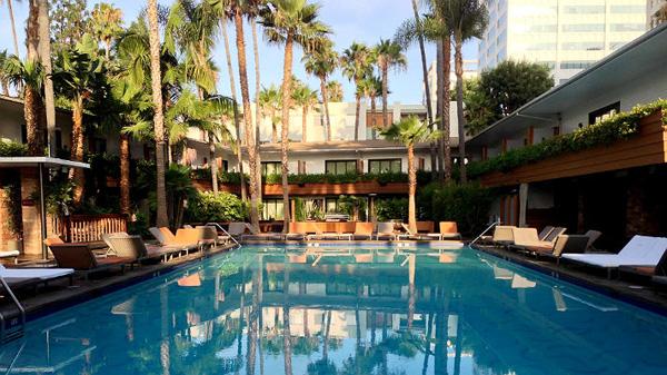 好莱坞罗斯福酒店