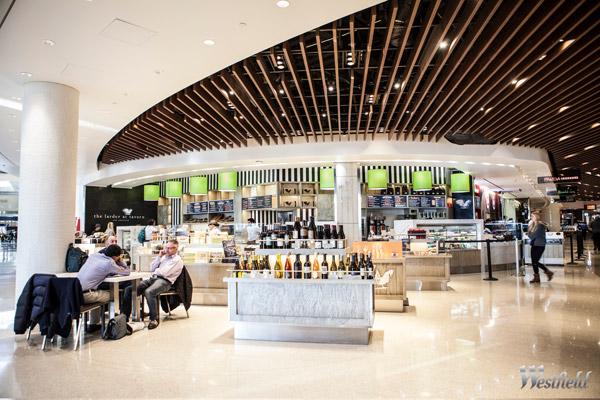 洛杉矶国际机场购物中心Westfield LAX