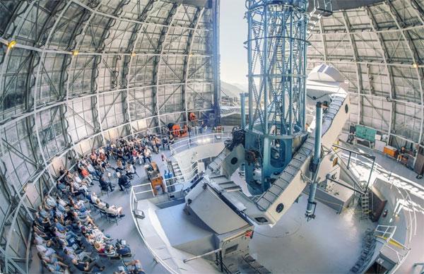 威尔逊山天文台 (Mount Wilson Observatory)
