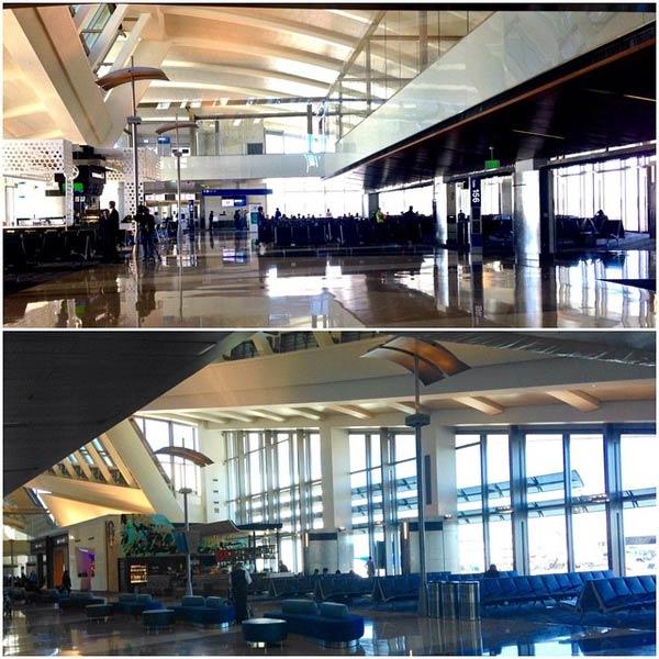 汤姆·布莱德利国际航站楼 (Tom Bradley International Terminal,简称TBIT)