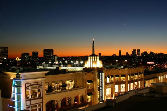 洛杉矶格罗夫购物中心