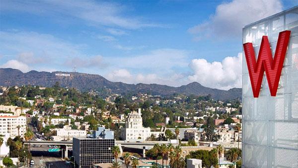 好莱坞W酒店