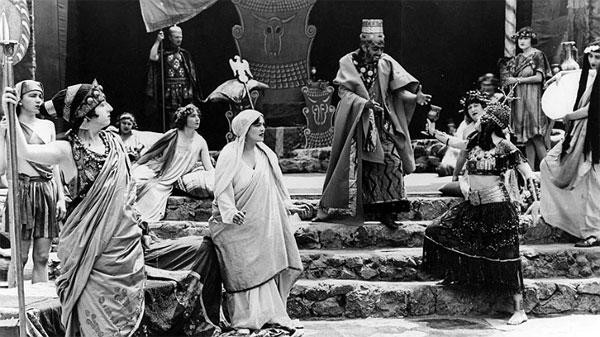 福特剧院的前身Pilgrimage Theatre