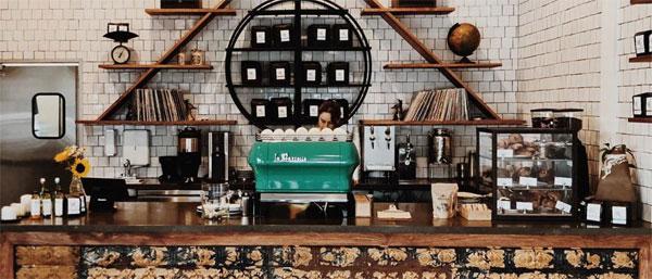Menotti's Coffee Stop in Culver City