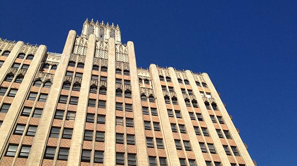 洛杉矶市中心一等酒店