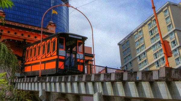 天使铁路 (Angels Flight)