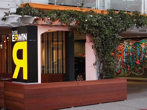 洛杉矶欧文酒店