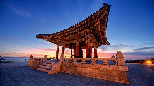 韩国友谊钟 (Korean Bell of Friendship)