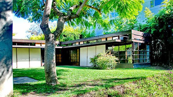 辛德勒宅邸 & MAK 艺术与建筑中心