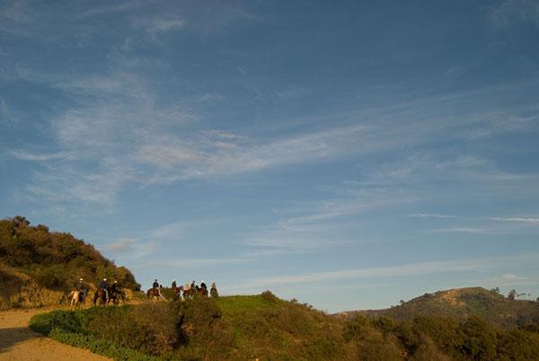 好莱坞日落牧场 (Sunset Ranch Hollywood)