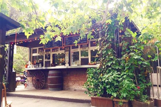 Trails Café