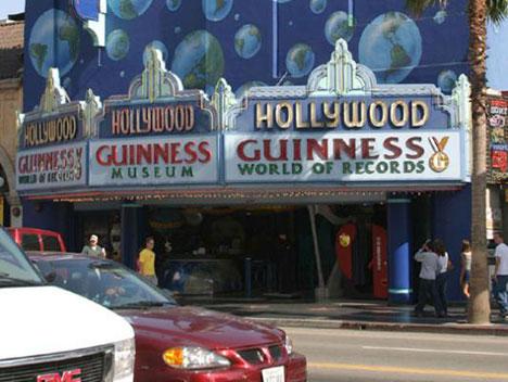 好莱坞吉尼斯世界纪录博物馆