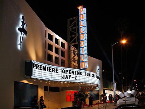 好莱坞帕拉丁音乐厅 (Hollywood Palladium)
