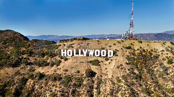 好莱坞标志