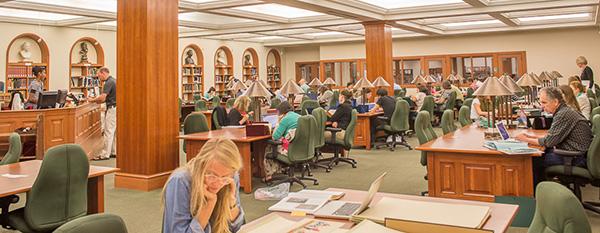 洛杉矶世界级图书馆之亨廷顿图书馆
