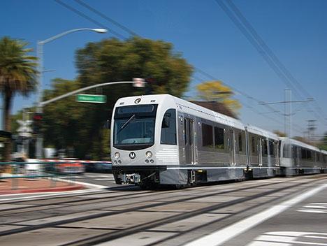 洛杉矶地铁线——好莱坞/高地站