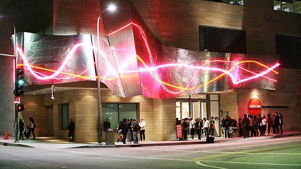 洛伊和埃德娜迪士尼/加州艺术剧院