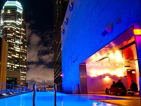 洛杉矶市中心标准酒店