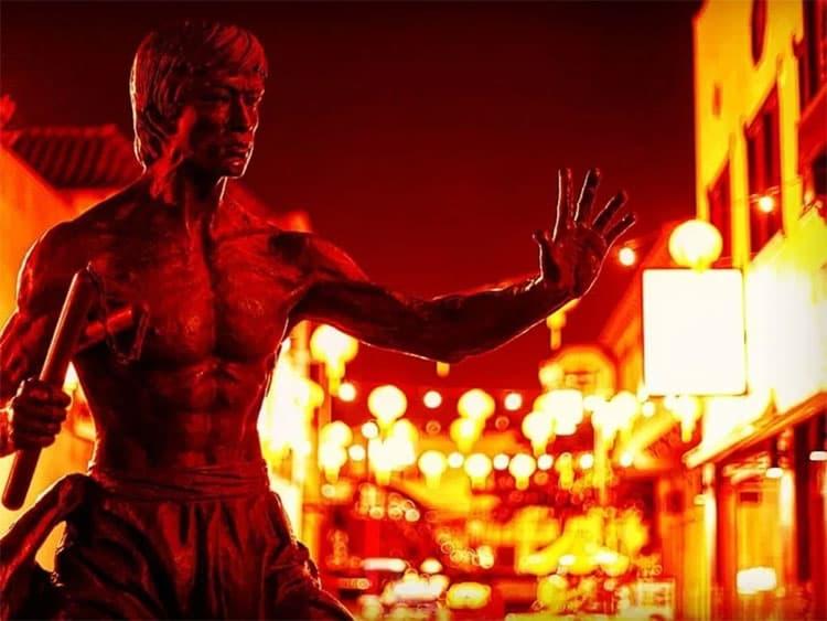 洛杉矶春节游览攻略中国城