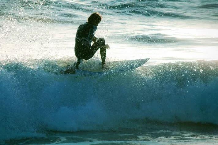 洛杉矶滑雪冲浪两不误市曼哈顿海滩