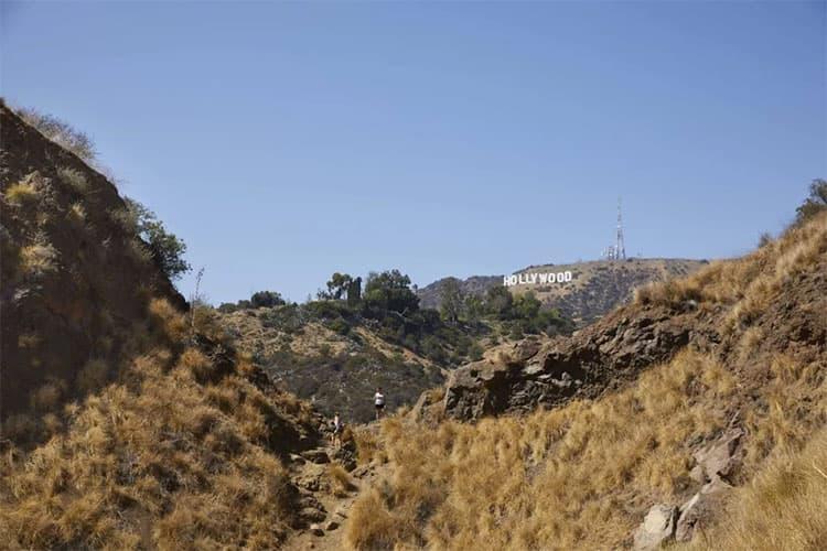 洛杉矶景点Bronson Canyon