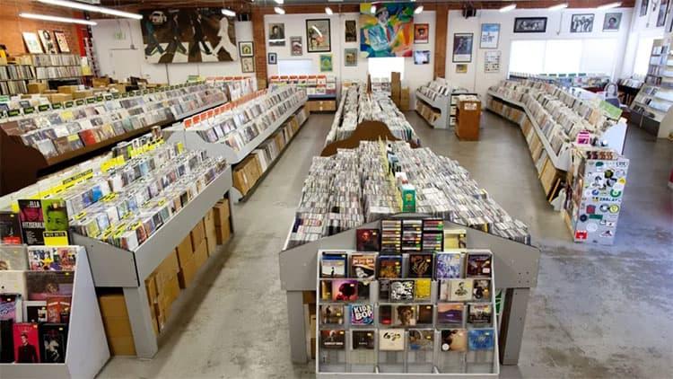洛杉矶小众唱片店推荐Record Surplus