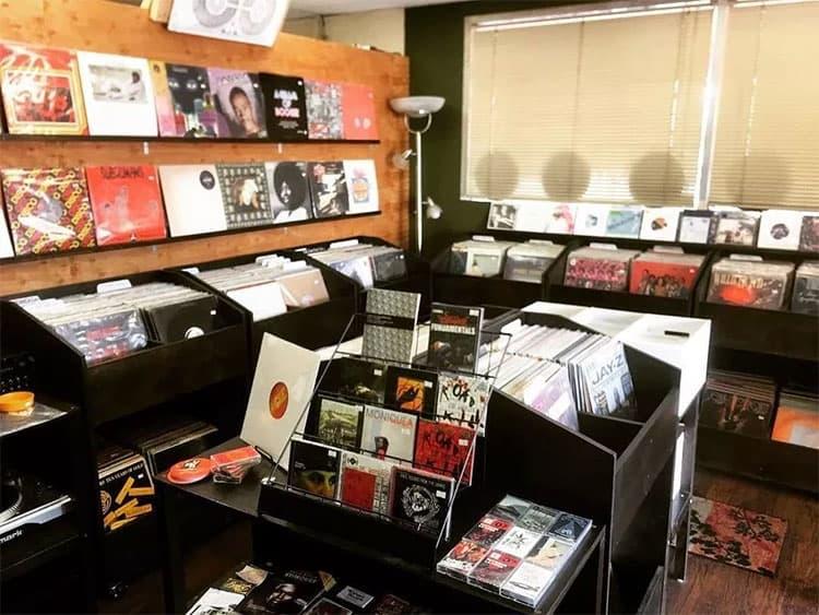 洛杉矶小众唱片店推荐Salt Box Records