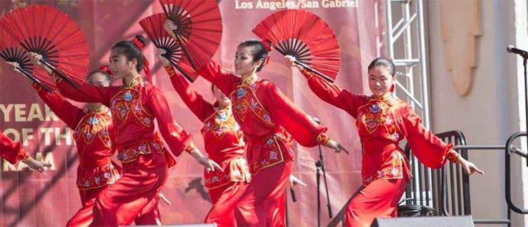 洛杉矶春节游览攻略San Gabriel新年庆典