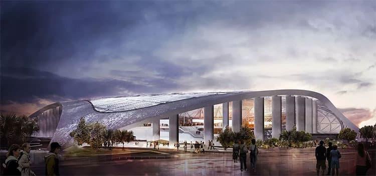 洛杉矶2020新景点SoFi Stadium