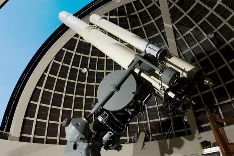 洛杉矶景点格里菲斯天文台