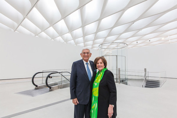 Eli and Edythe Broad