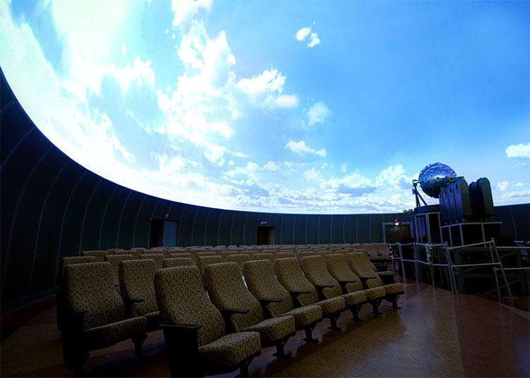 塞缪尔·奥辛天文馆