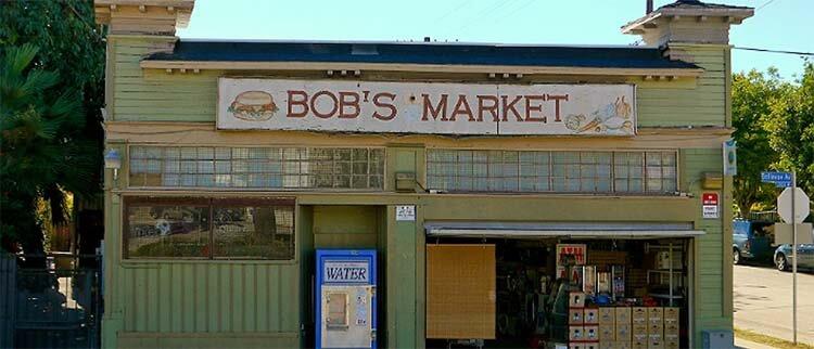 电影《速度与激情》中的Bob's Market杂货店
